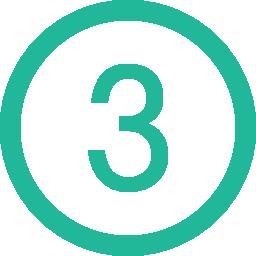 001-numero-tres-en-un-circulo