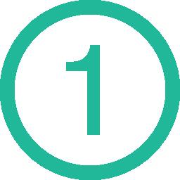 003-numero-uno-en-un-circulo